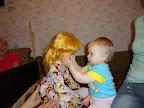 Смотри мне в глаза! Кукла, которой игралась еще Настина крестная-Оля :)