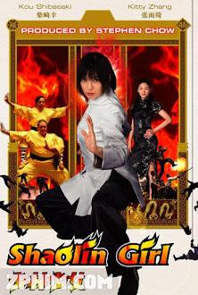 Cô Gái Thiếu Lâm - Shaolin Girl (2008) Poster