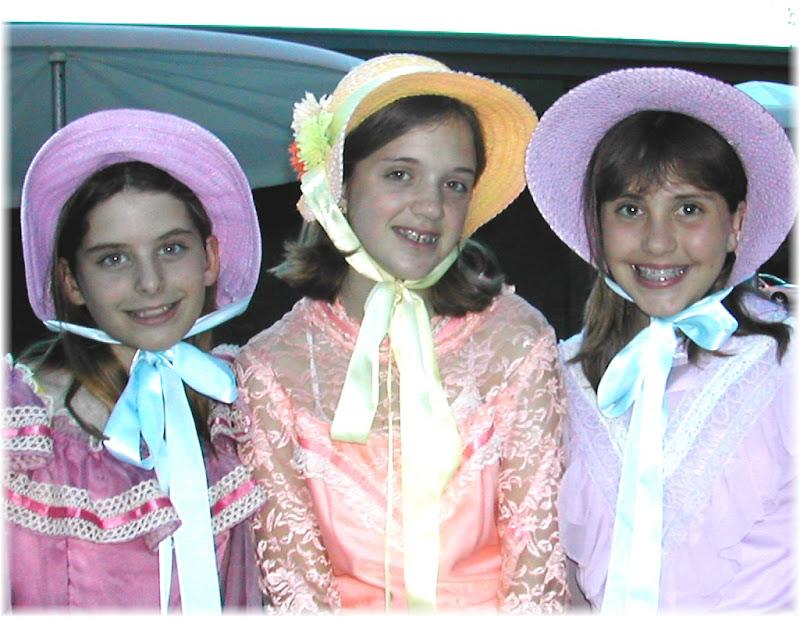 2003 Ruttegore  - Bridesmaids.JPG