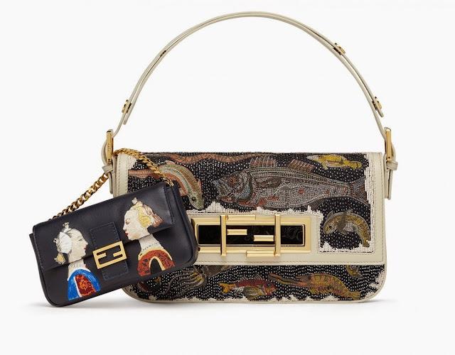 История сумочки багет от Fendi Baguette Fendi и