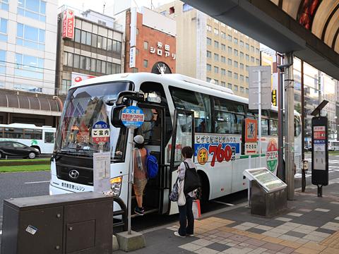 いわさきバスネットワーク「鹿児島空港リムジン」