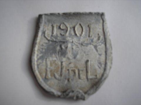 Naam: FJ de LandmeterPlaats: HaarlemJaartal: 1901