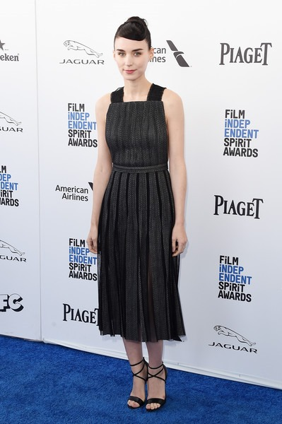 Rooney Mara attends the 2016 Film Independent Spirit Awards