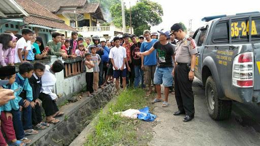 Geger, Jenazah Bayi Dalam Kardus di Parungkuda Sukabumi