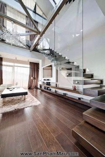 Mẹo thiết kế tủ cầu thang hữu ích - Tủ âm tường gỗ-3