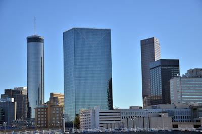 Город Атланта: календарь
