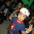 Halloween party Pre Primary 2-11-2015