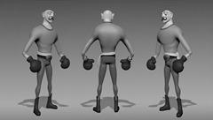 3Waygg Boxer