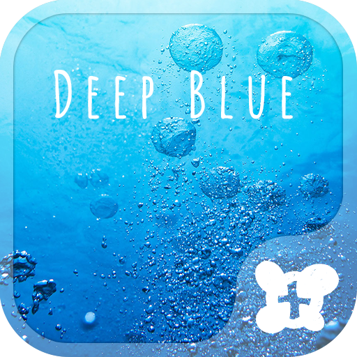 Sea wallpaper-Deep Blue- Icon