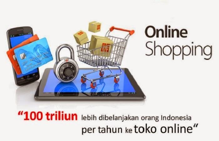 online shop atau toko online sekarang tumbuh semakin banyak Peluang Usaha Online Shop