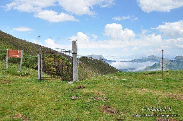 Los Arrudos - Lago Ubales - La Infiesta