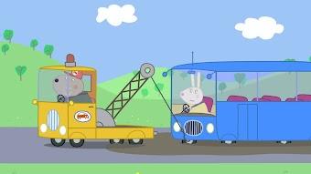Grandpa's Little Train / The Baby Piggy