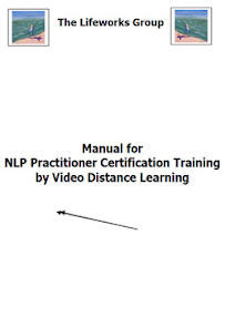 Cover of Lifeworks's Book Manual For Nlp Practitioner Certification Training By Video Distance Learning