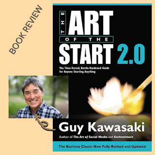 the art of the start book review