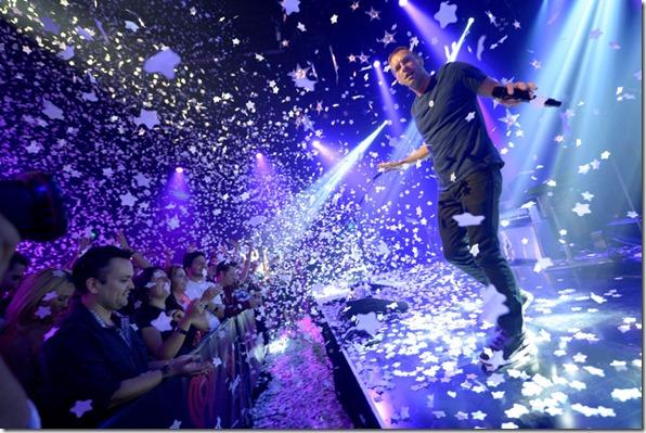 Coldplay en Directo en Argentina