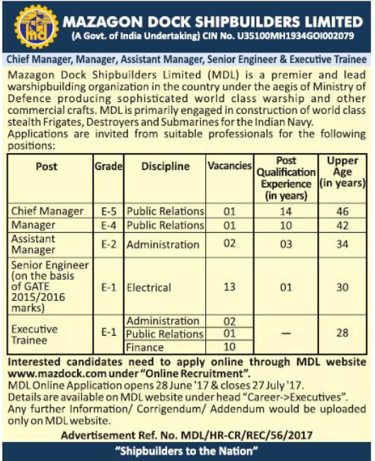 [MDL+Advertisement+June+2017+www.indgovtjobs.in%5B2%5D]