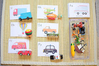 FREE A to Z Vehicle Cards