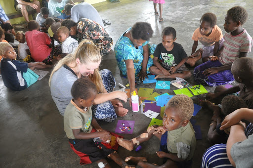 Medical Compassion DTS Outreach-Vanuatu