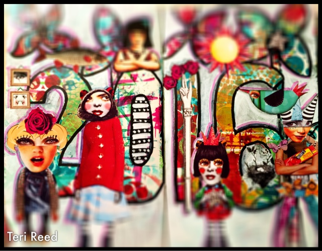 Terisartisticexpressions Happy New Year 2016 border=