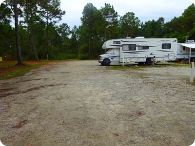 Arnette's Gulfside Stables and Campground.
