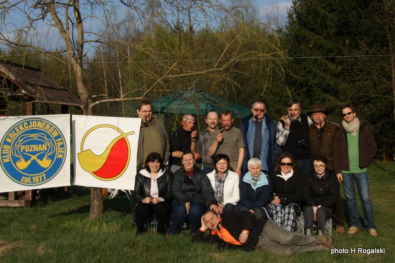 Wiosenny Piknik Fajczarzy w Głusku
