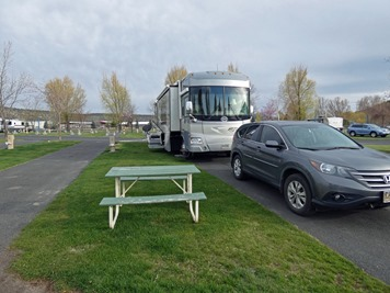 Prineville Fairgrounds RV Park