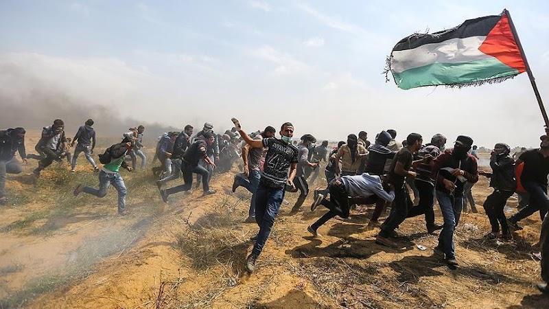 """Final,  """"Hanya Khilafah yang Bisa Selamatkan Palestina"""