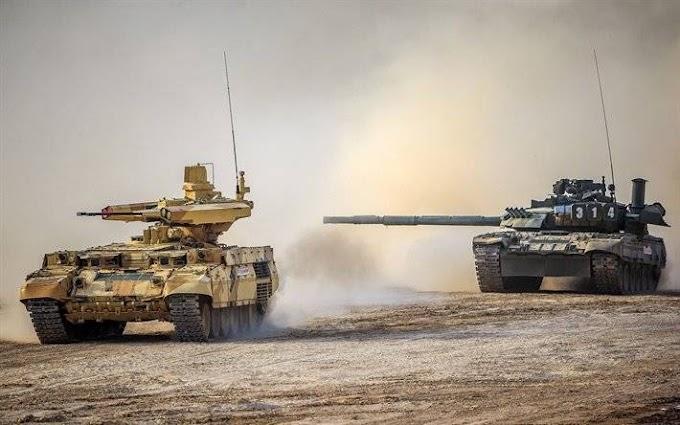 Argelia y Marruecos representan el 70% del total de las importaciones de armas en África, según SIPRI.