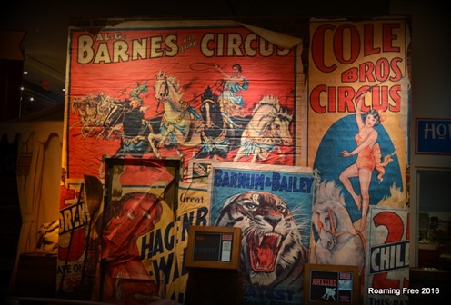 Circus Posters