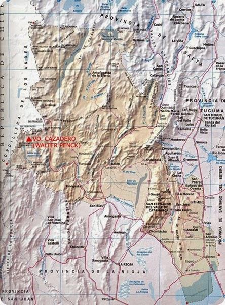 catamarca_cerro_cazadero_walter_penck_mapa