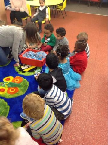 Our Blog: Nursery AM Christmas party.