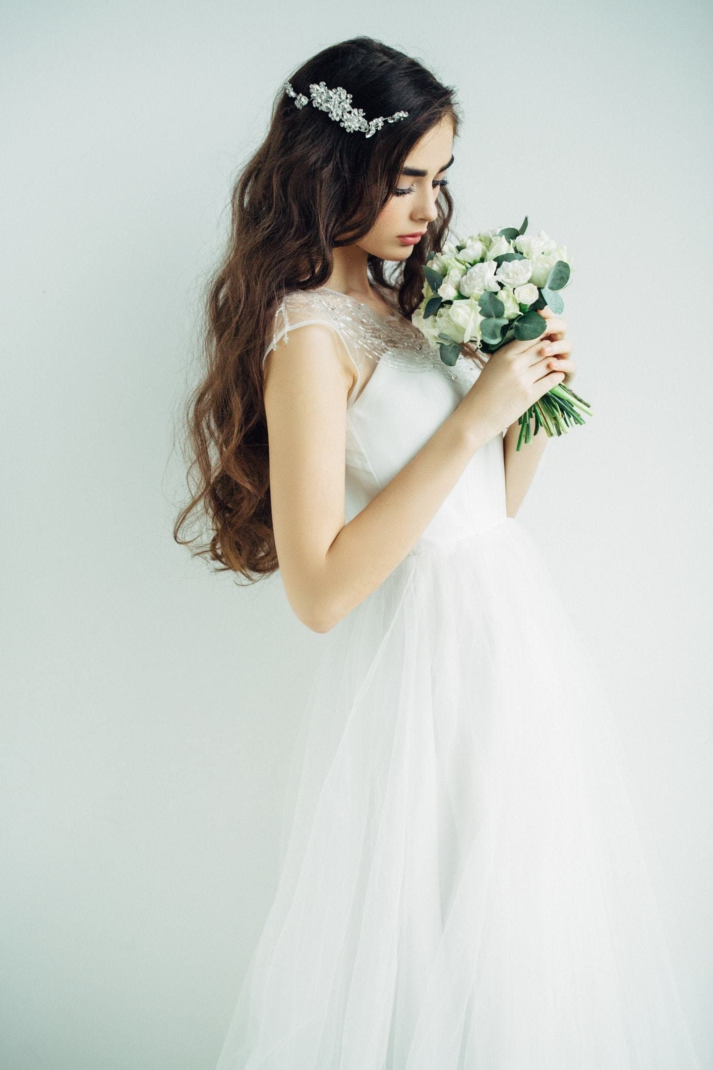 2018 Top Wedding Hairstyles For Amazing Bridal Style! 2