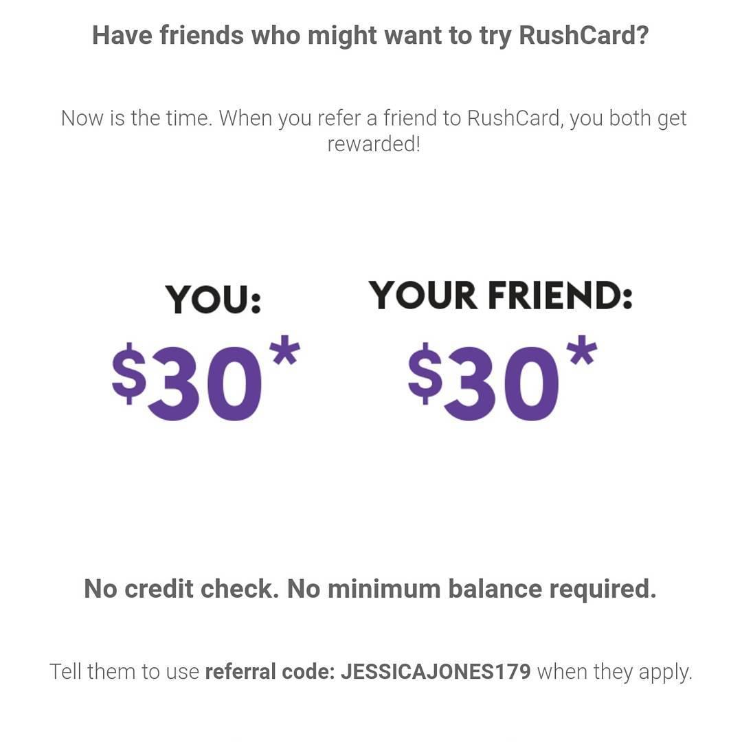 marketing websites companys rush card