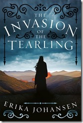 The Invasion of the Tearling - copertina - libro - Erika Johansen