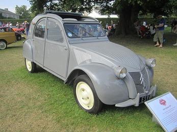 Citroën 1954 2 CV AZ