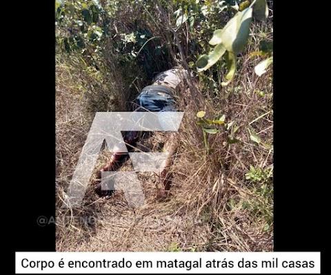 Corpo de homem é encontrado em Chapadinha