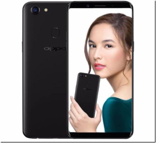 Oppo F5 dengan AI Beautify Recognition Hadir di Indonesia, Ini Harga & Spesifikasinya