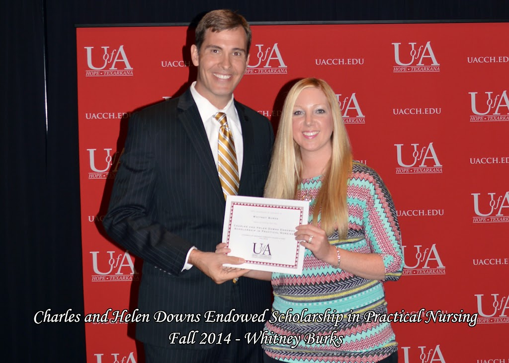 Scholarship Awards Ceremony Fall 2014 - Whitney%2BBurks.jpg