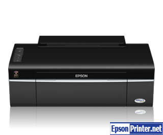 How to reset Epson ME-80W printer