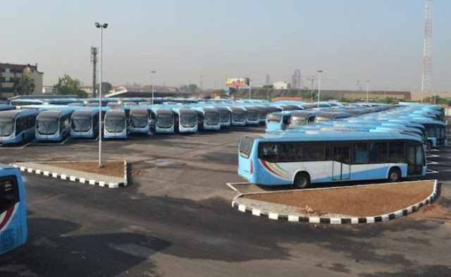 Lagos Bus Service Gets Approval To Use BRT Lane, Announces Fare Hike Afterwards