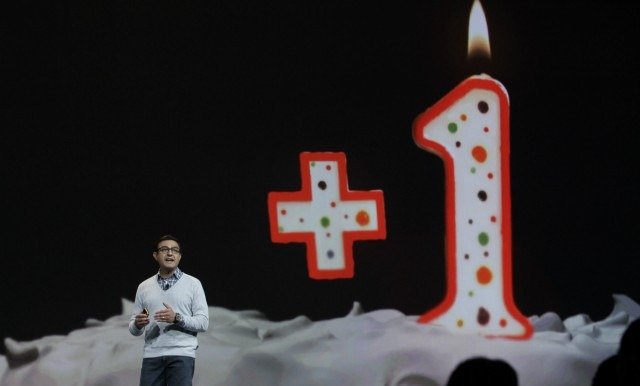 Google Plus birthday