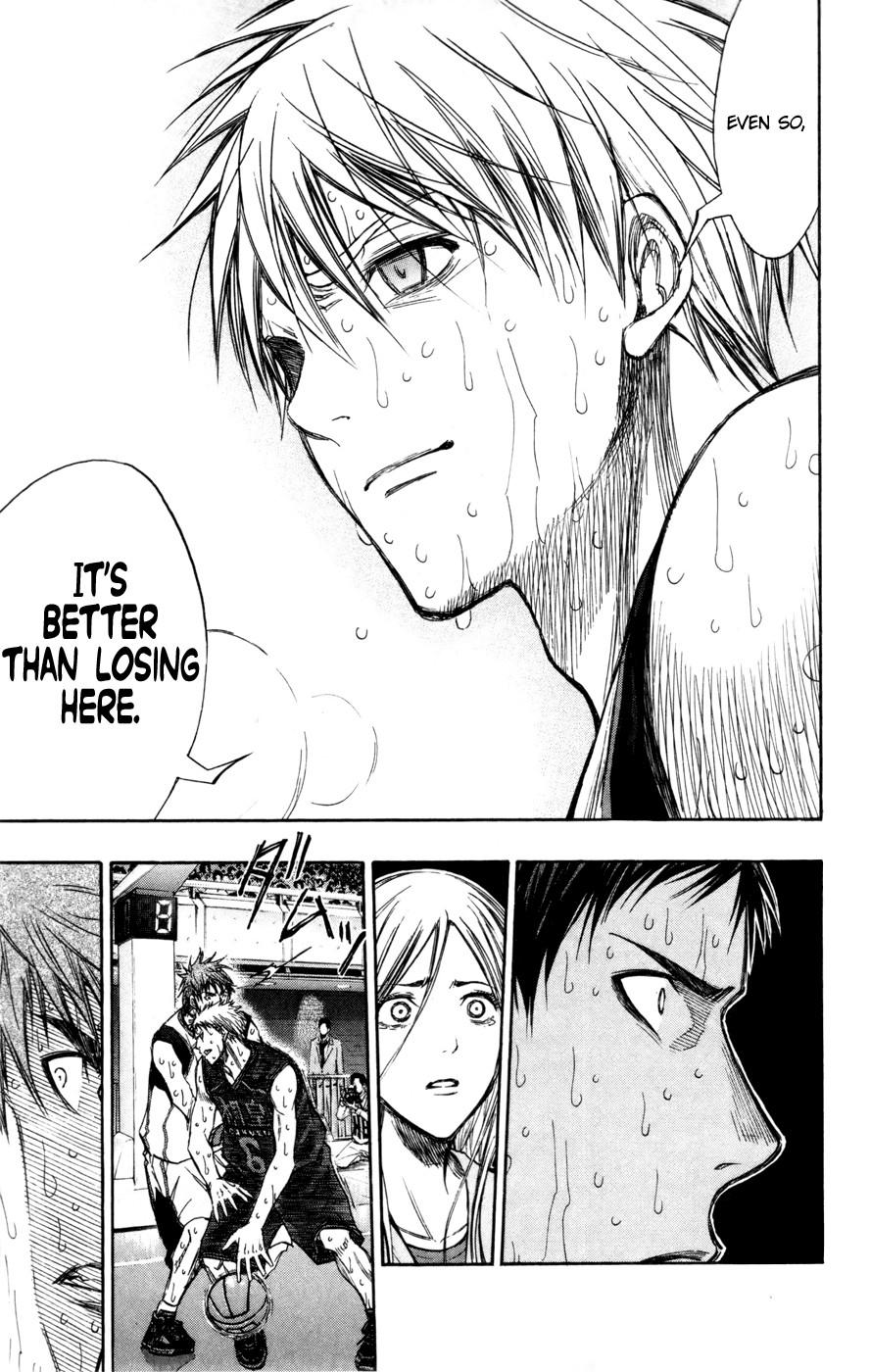 Kuroko no Basket Manga Chapter 129 - Image 12