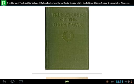 True Stories of Great War 3