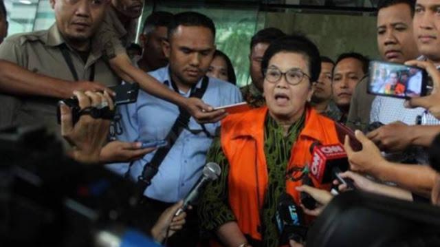 Siti Fadilah Kembali Masuk Penjara, Politikus Gerindra Sebut Upaya Pembunuhan