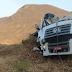 Região: jovem morre preso às ferragens de caminhão