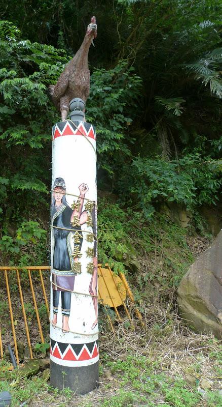 Puli  en passant , entre autres, par les villages de l ethnie Bunum de Loloko et Dili. J 10 - P1160947.JPG