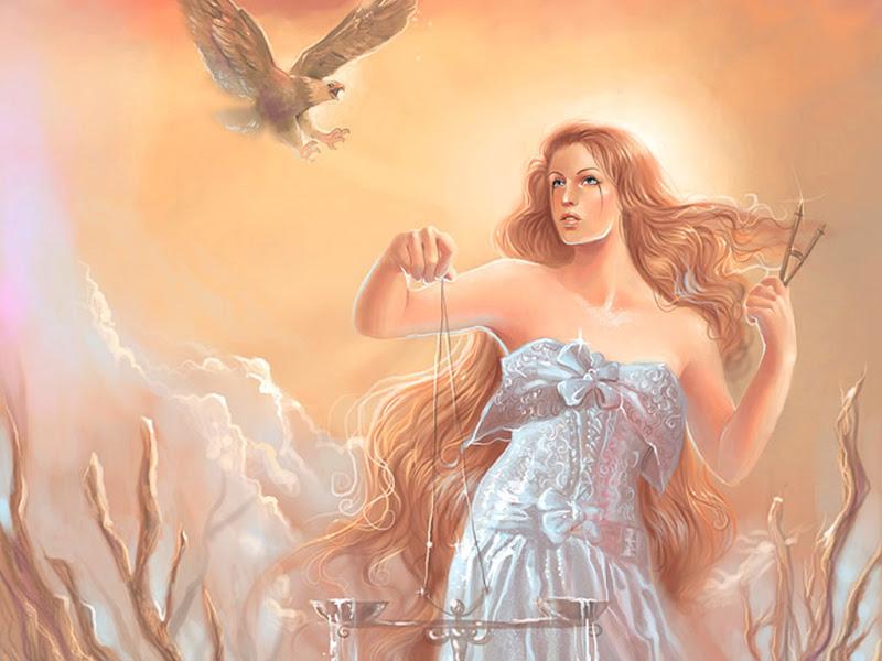 Beauty And Bird, Spirit Companion 1