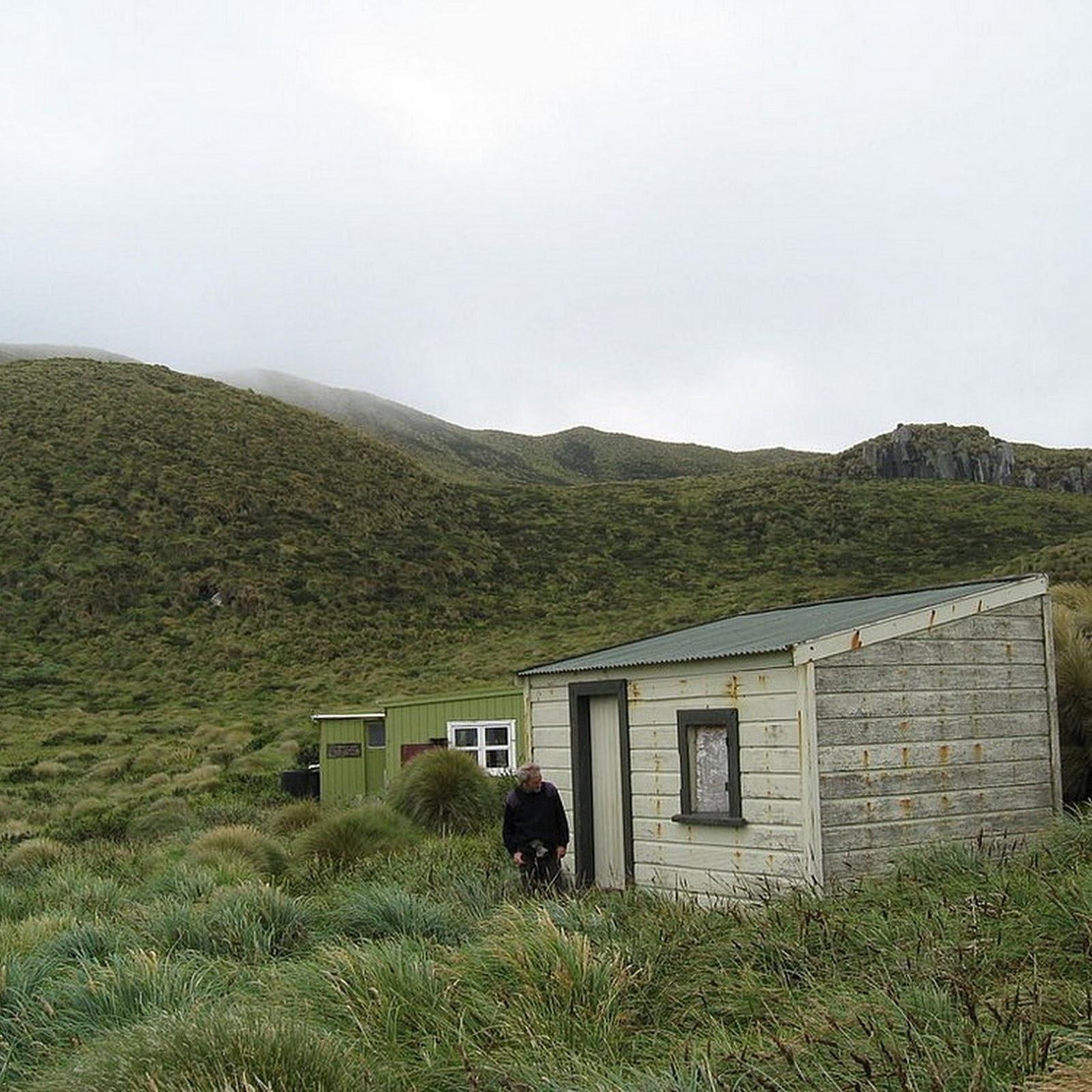 New Zealand's Castaway Depots For Shipwrecked Sailors