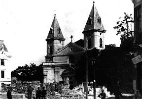 Львовский костел Святой Урсулы