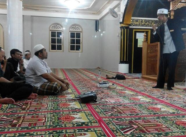 Al Quran Sebagai Hajatul Hayah